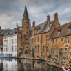In Brugge by Christian Del Rosario