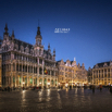Brussels City Center by Christian Del Rosario