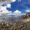 Grand Anse Beach Panorama - Seychelles by Christian Del Rosario