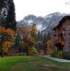 Ahwahnee Hotel Yosemite National Park by Christian Del Rosario