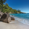 Mahe Island in Seychelles by Christian Del Rosario