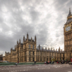 UK Parliament Building by Christian Del Rosario